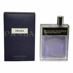 Prada by Prada, 3.4 oz Eau De Toilette Spray for Men (Amber)