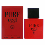 Pure Red by Karen Low, 3.4 oz Eau De Toilette Spray for Men