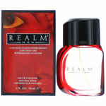 Realm by Erox, 1 oz Eau De Cologne Spray for Men with Human Pheromones