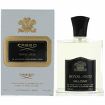 Royal Oud by Creed, 4 oz Eau De Parfum Spray Unisex