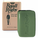 Royall Rugby by Royall Fragrances, 8 oz Face & Body Bar (Soap) for Men