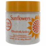 Sunflowers by Elizabeth Arden, 16.9 oz Sun Drops Body Cream for Women