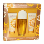Sunflowers by Elizabeth Arden, 3 Piece Gift Set for Women