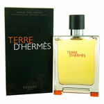 Terre D'Hermes by Hermes, 6.7 oz Pure Parfum Spray for Men