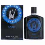UDV Homme Sport by Ulric de Varens, 3.4 oz Eau De Toilette Spray for Men