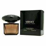 Versace Crystal Noir by Versace, 3 oz Eau De Toilette Spray for Women