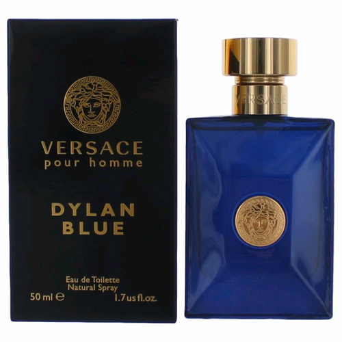 Authentic Versace Pour Homme Dylan Blue Cologne By Versace