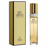 White Diamonds by Elizabeth Taylor, 3.4 oz Eau De Toilette Spray for Women