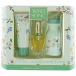 Wind Song by Prince Matchabelli, 3 Piece Gift Set for Women