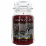 Yankee Candle Scented 22 oz Large Jar Candle - Home Sweet Home