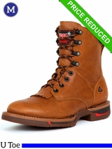 10.5EE Wide Men's Rocky Boots CLEARANCE
