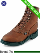 Justin Aged Bark Boots 768 CLEARANCE