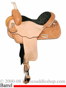 "12"" 13"" 13.5"" 14"" 14.5"" 15"" 15.5"" 16"" Circle Y Josey Ultimate Colors Barrel Saddle 1164 *FREE MATCHING CIRCLE Y SADDLE PAD OR CASH DISCOUNT!*"