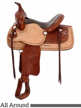 "12"" to 13"" Royal King Jr. Premier Youth Saddle 932 933"