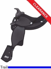 "12"" Abetta Youth Saddle be205012BK"