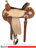 "** SALE **13"" to 16"" Circle Y Lisa Lockhart Fast & Furious Flex2 Barrel Racer 1544 *free gift*"