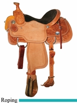 "14"" to 16"" Reinsman Lady Roper Saddle 4402"