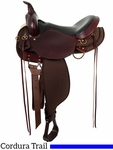 "13"" to 17"" High Horse by Circle Y Eldorado Cordura Trail Saddle 6915"