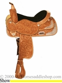 "13"" 14"" 15"" 16"" 17"" Gladewater Show Saddle High Horse by Circle Y 6310 Reg or Wide"