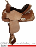 "13"" 14"" 15"" 16"" 17"" Proven Aurora Barrel Saddle High Horse by Circle Y 6215"