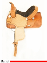 "13"" 14"" 15"" 16"" American Saddlery The Champion Barrel Racing Saddle am838"