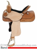 "13"" 14"" 15"" 16"" American Saddlery The Denero Barrel Racing Saddle am824-825"