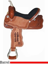 "13"" to 16"" American Saddlery The Racing Kate Barrel Racing Saddle 701"