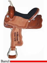 "13"" 14"" 15"" 16"" American Saddlery The Racing Kate Barrel Racing Saddle am701"