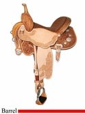 "13.5"" to 17"" Circle Y Martha Josey Ultimate Starlight Barrel Racer 1159 *free pad or cash discount*"