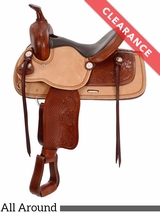"13"" Royal King Jr. Premier Youth Saddle 933 CLEARANCE"