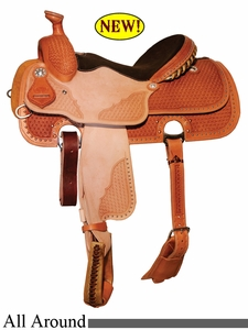 ** SALE **Circle Y Xtreme Performance Helena All Around Saddle 2735
