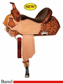 "13"" to 16"" Circle Y XP Lady Lake Barrel Saddle 2160 *free gift*"