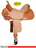 "13"" to 16"" Circle Y XP Libby Barrel Saddle 2159 *free gift*"