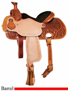 "13"" to 16"" Circle Y XP Queen Creek Barrel Saddle 2158"
