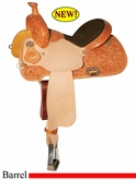 "13"" to 16"" Circle Y XP Sidney Barrel Saddle 2157 *free gift*"