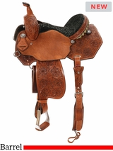 "** SALE ** 13"" to 16"" Reinsman Charmayne James Barrel Racer 4278 w/Free Pad"