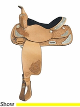"13"" to 16"" Tex Tan Simply Sweet Show Saddle 292367NG"