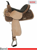 "13"" to 17"" High Horse by Circle Y Jewel Barrel Racer 6224"