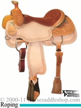 "14"" to 17"" Circle Y Xtreme Performance Brookeville Roper 2758 *free pad or cash discount*"