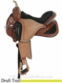 "** SALE **14"" to 17"" Circle Y Hearts Flex2 Western Dressage 1851 *free gift*"