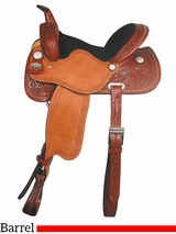 "14"" to 16"" Big Horn Barrel Saddle 1532"
