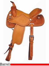 "14"" to 16"" Big Horn Barrel Saddle 1533"