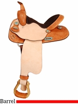 "14"" to 16"" Big Horn Barrel Saddle 1537 1541 1539"