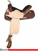 "14"" to 16"" Big Horn Barrel Saddle 1534"