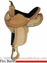 "14"" to 16"" Dakota Flex Tree Barrel Racer 307fx"