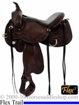 "14"" 15"" 16"" 17"" Circle Y Monarch Flex2 Arena Performance Julie Goodnight Saddle 1752 *FREE MATCHING CIRCLE Y SADDLE PAD OR CASH DISCOUNT!*"