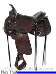 "** SALE **14"" to 17"" Circle Y Julie Goodnight Monarch Flex2 Arena Performance Saddle 1752 *free gift*"