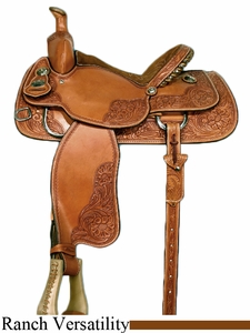"14.5"" to 15.5"" Crates Light Ladies Versatility Saddle 2282"
