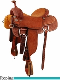 "14.5"" 15"" Martin Saddlery XT Team Roper Saddle mr16MB"
