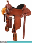 "14.5"" 15"" Martin Saddlery XT Team Roper Saddle mr16PFW"